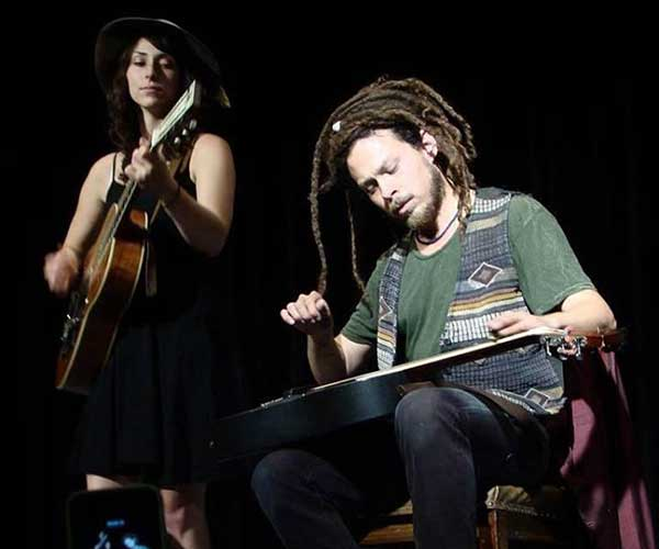 Nathan Rivera & Jessie Andra Smith - Live Concert