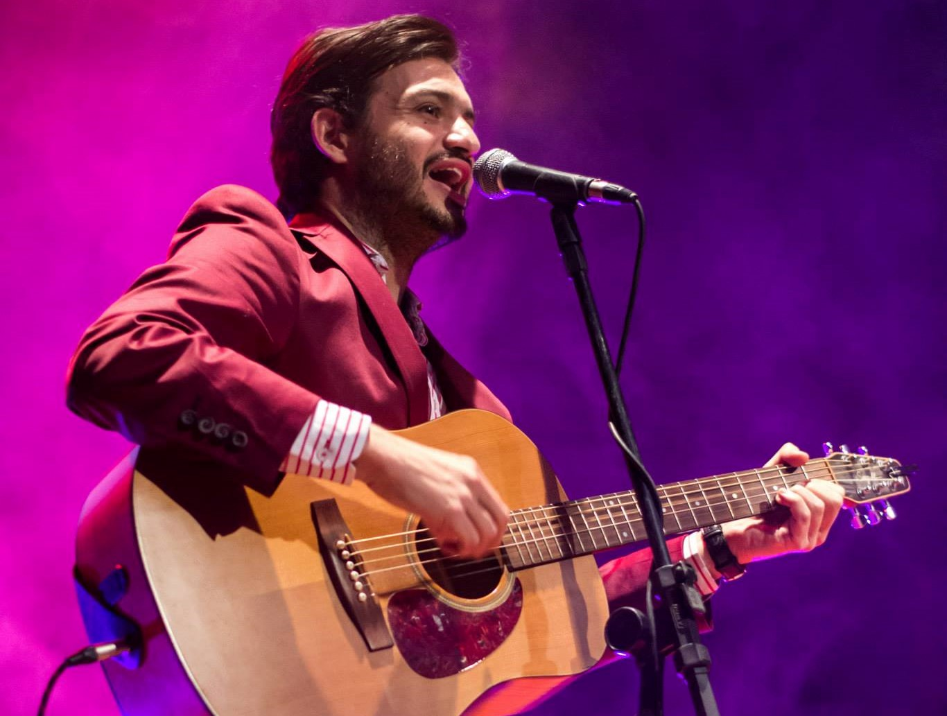 Luis Lujan: Y Entonces Vuelo - Live Concert